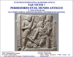 Universidad de Zaragoza: VI Coloquio Internacional de Historia Antigua