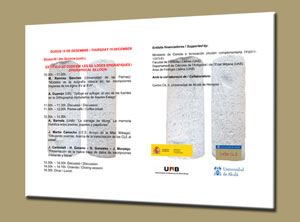 Flyer Pedres, pergamins i papers…