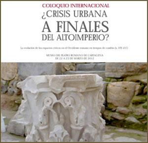 Programm: La evolución de los espacios cívicos en el Occidente romano en tiempos de cambio