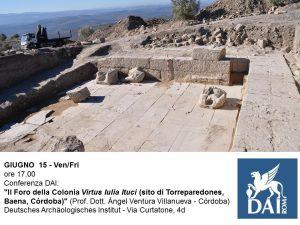 Vorträge am Deutschen Archäologischen Institut, Abteilung Rom