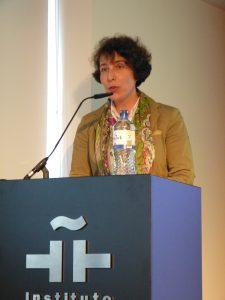 Sabine Panzram, Leiterin des Netzwerks Toletum
