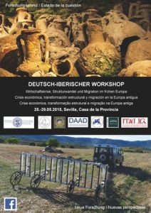 Deutsch-Iberischer Workshop 05.2015