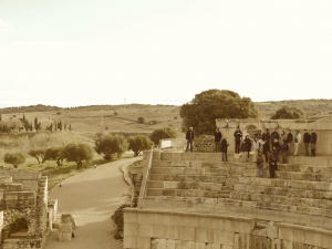 Segobriga Amphitheater