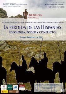 La pérdida de las Hispanias 02.2016